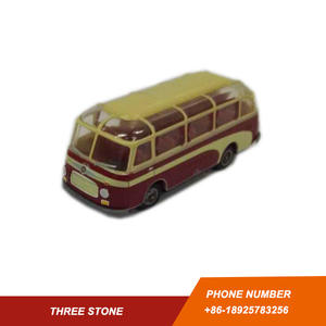 China customized plastic model bus suppliers