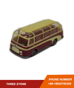 BREKINA 1/87 S6 plastic model bus