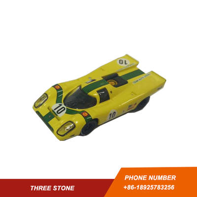 BREKINA 1/87 PORSCHE 917 plastic model car