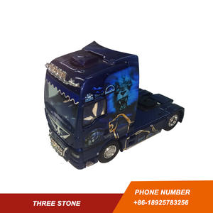 Customized 1/50 scale model truck suppliers