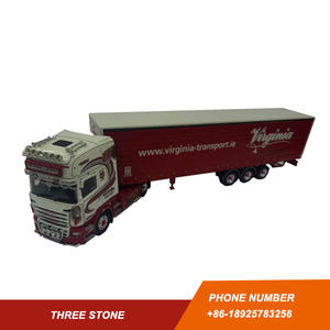 TEKNO 1/50 SCANLA SCALE MODEL TRUCKS