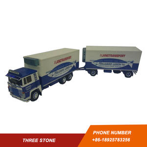 Custom-made model trucks suppliers, 1/50 scale