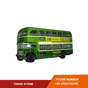 DL-002 Diecast Bus Model