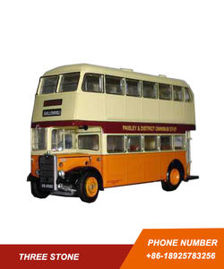 GS-08 double decker bus models