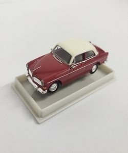BREKINA Volvo Amazon Sedan plastic scale models