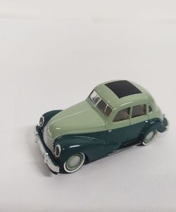 BMW 326 plastic model cars