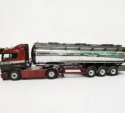 TEKNO De Transportbrug 1/50 SCANLA scale truck model
