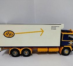 TEKNO KARLSSON, JIMMY Scale Truck Model