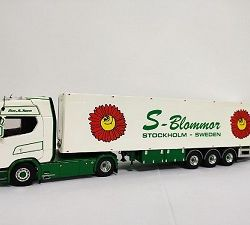TEKNO HANSEN, STEEN truck model