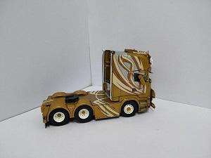 Buy high quality truck model from China