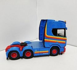 TEKNO Scania S old skool 1/50 DIECAST TRUCK MODEL