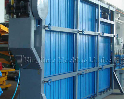 KJ12to KJ28 welded tube production line