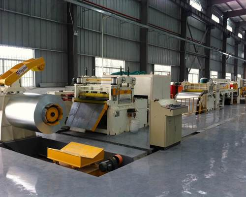 KJH40 series cutting line machine for sheet