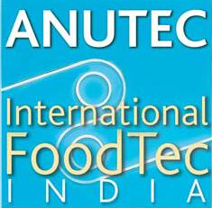 ANUTEC International FoodTec India Sep. 27-29, 2018 in Mumbai