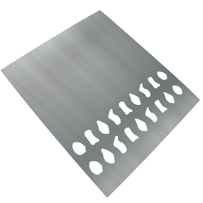 Forming plates