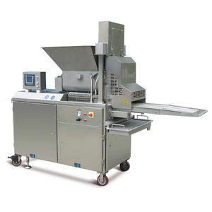 China automatic burger patty forming machine manufacturers