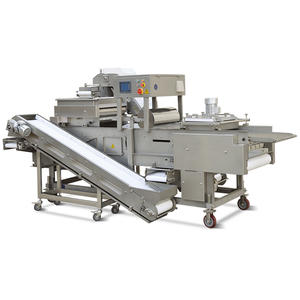 Japanese Fresh Bread Crumbs Coating Machine XXJ600 - V