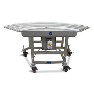 90 Degree Conveyor, Convey Belt 90° ZWJ600 - II