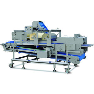 breading machine Japanese Fresh Breader manufacturers