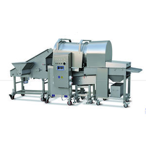 high quality drum breader machine factory