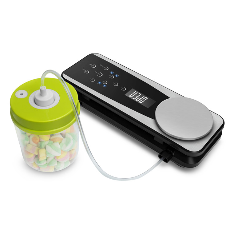 Portable vacuum sealer system, VS6681M
