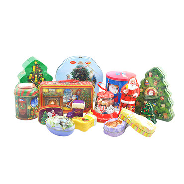 Gift & promotional tin case