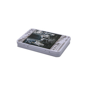 gift card tin container