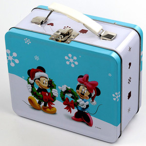 christmas gift lunch box