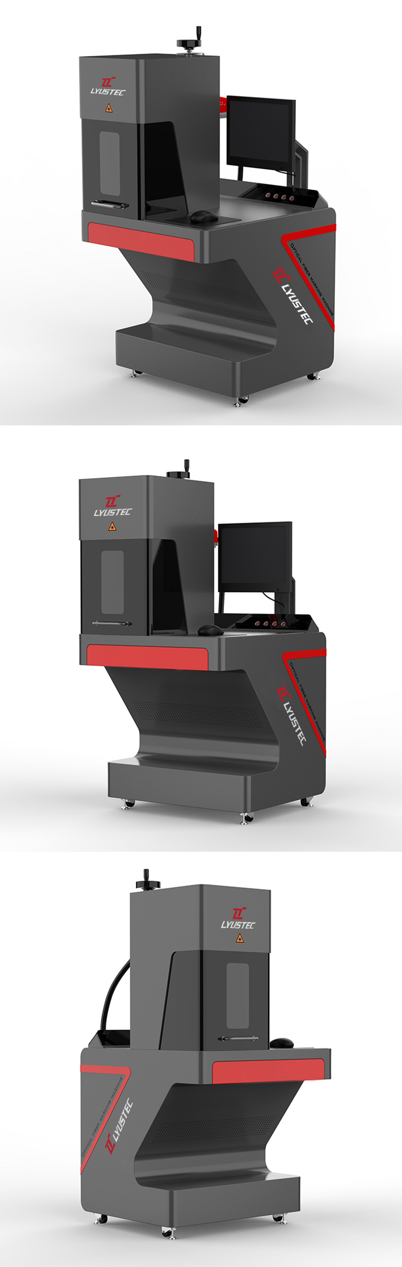 Fiber Metal Laser Marking Machine Manufacturer