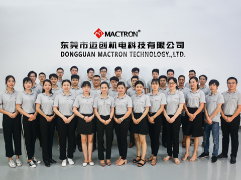 Mactron Tech Team Joint Photos