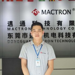 Linfeng Chen, Production Supervisor.