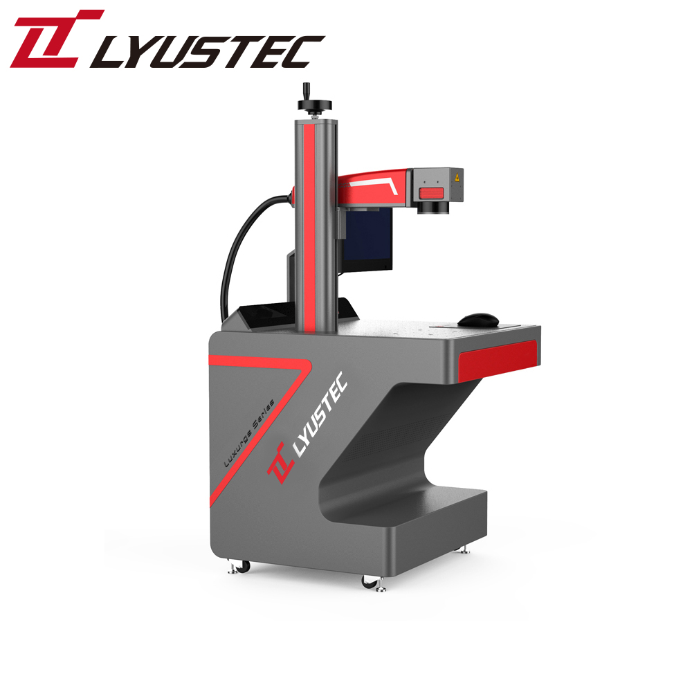 What industries are CO2 laser marking machines suitable for?