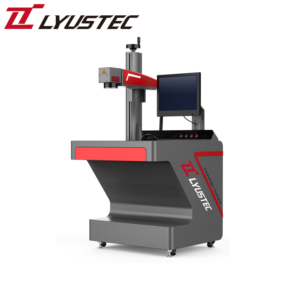 Laser marking machine, improve visibility