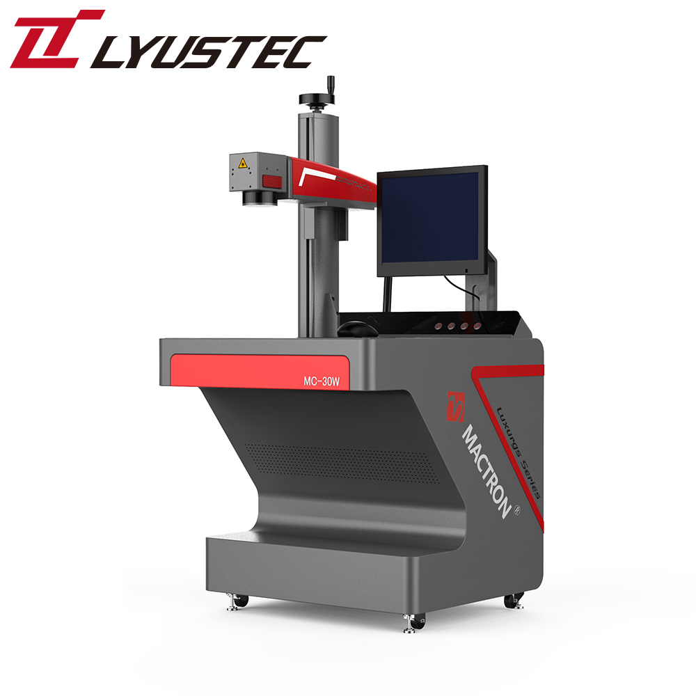 FastMarker F6110-Portable Fiber Laser Marking Machine