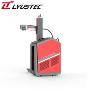 China High Quality 50w Fiber Laser Marking Machine Exporter Wholesaler