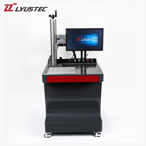 FastMarker F2100/F3100 Laser Marking Machine For Metal