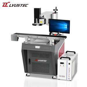 China Portable Laser Marking Machine for Metal Factory
