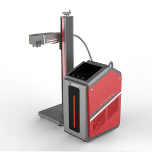 High Quality Flying Laser Marking Machine Exporter with 10 Years Experience