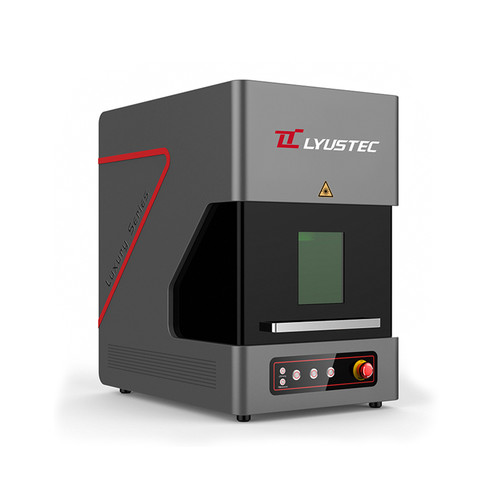 Desktop Fiber Laser Marking Machine F2100D