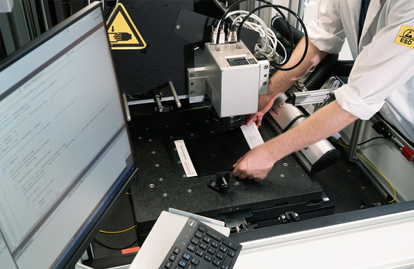 Even Greater Precision While Scanning Without Limits