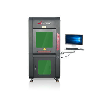 Enclosed Fiber Laser Marking Machine  For Sale