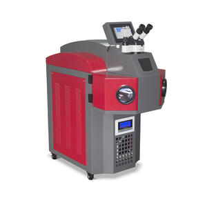 Fast Welder W200J used in jewelry, electronic components.