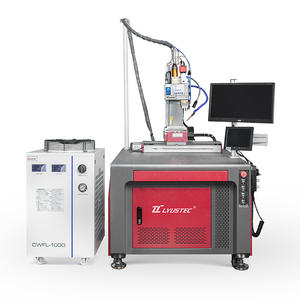Fiber CW Laser Welder is used for precision welding of hardware
