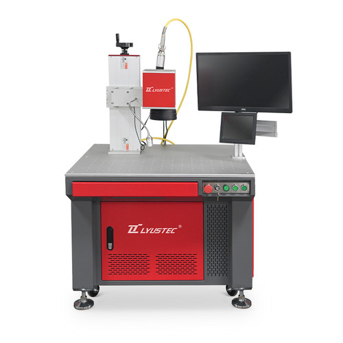 Fiber QCW Laser Welding Machine