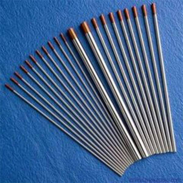 Germanium tungsten electrode
