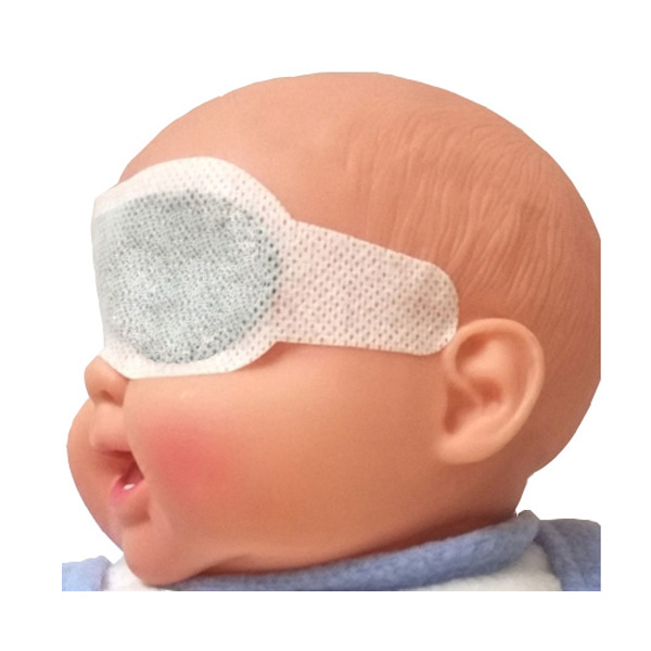 Sticky Strip Infant Eye Protector