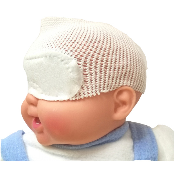 Pull-over Infant Eye Protector