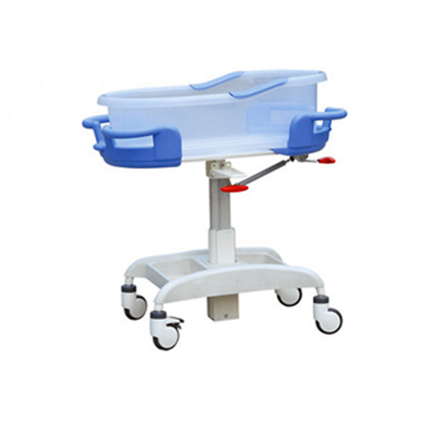 BPM-iB01 ABS Hospital Baby Cart