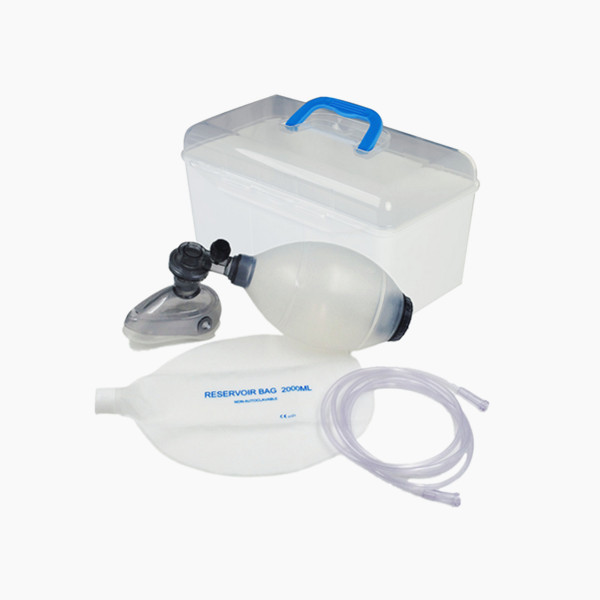 Solid Silicone Infant Ambu Bag