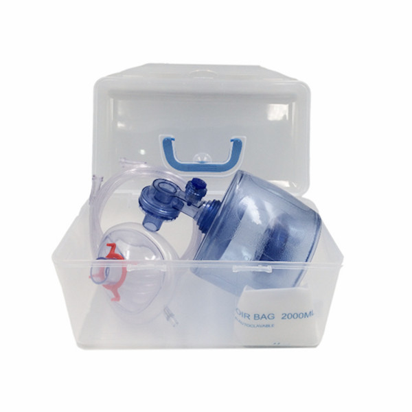 PVC Infant Ambu Bag